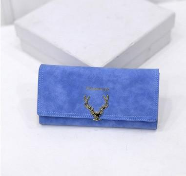 2017 New Fashion Wallet Female Women Purse Long Zipper Solid Candy Colorintothea-intothea