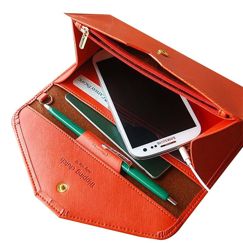 Women Wallet Multifunctional Clutch Female Phone Carteiras Femininas Money Bag Purseintothea-intothea
