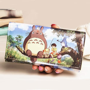 Fashion Women Wallets Brand Lady Purses Handbags Coin Purse Animal Prints Cuteintothea-intothea