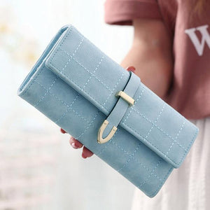 Wallet Women's Purse Women Long Wallet Female Purse Women Wallets Coin Clutchintothea-intothea