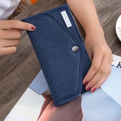 Fashion Multifunction Travel Organizer Wallets For Women Men Portable Passport Covers Creditintothea-intothea