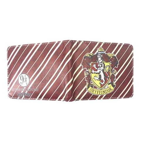 New harry Potter Wallet Hufflepuff Slytherin Purse Gryffindor Hogwarts Purses Ravenclaw Fashionintothea-intothea
