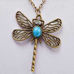 H1 Vintage Owl Butterfly Pendant Long Necklace Fashion Leaf Pineapple Statement Necklaceintothea-intothea