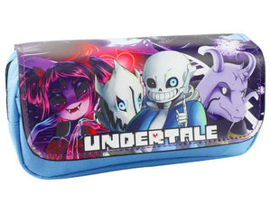 Free Shipping New Arrival Game Pencil Pen Case Undertale 2 Styleintothea-intothea