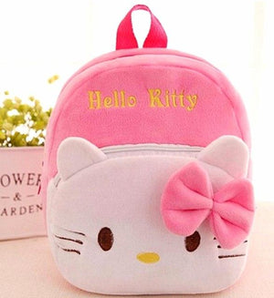 New Hello kitty Plush Small Backpack bag yey-7228-1intothea-intothea