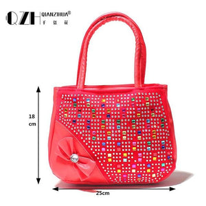new children handbag kids tote Hot Selling Kids Girls Fashion Handbags Childrenintothea-intothea