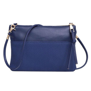 PU Leather Flap Bag Small Mini Shoulder Bags for Women Leather Femaleintothea-intothea