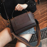 New fashion autumn winter bag nubuck leather female newest handbag small messengerintothea-intothea