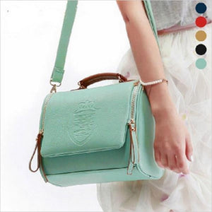Rag New Arrival women cross body bag Barrel-shaped Pu women shoulder bagintothea-intothea