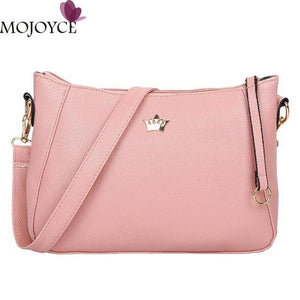 Vintage Small Women Crossbody Bag Fashion PU Leather Shoulder Bag Female Partyintothea-intothea