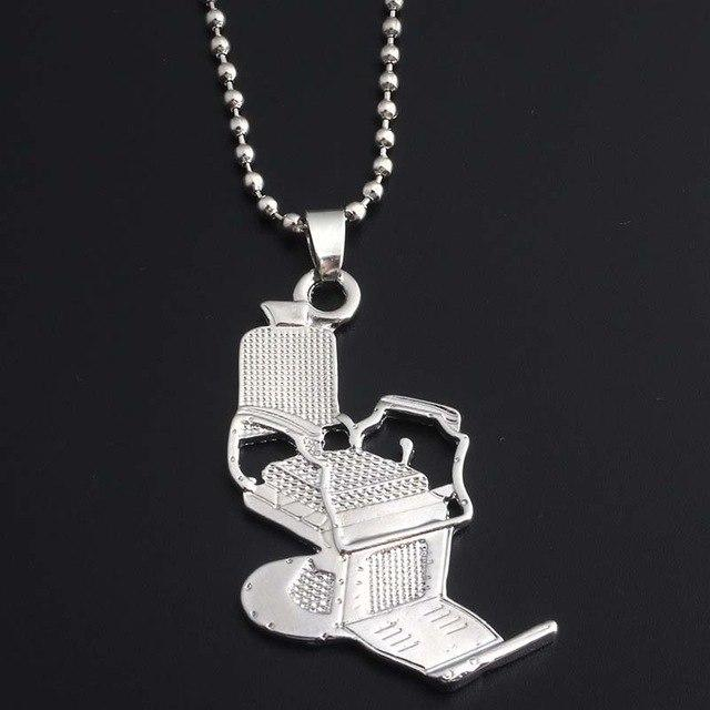 SG New Fashion Jewelry Hot style Hip Hop Alloy Razor Blade Barberintothea-intothea