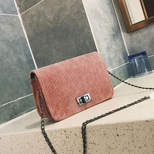 2018 Wool Women's Bags Small Messenger Bag Female Handbag Crossbody Shoulder Bagsintothea-intothea