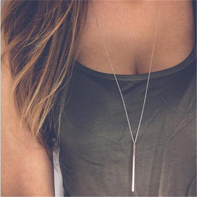 New Fashion Heart Crystal Necklaces Leaf Moon Choker Necklaces Pendants forintothea-intothea