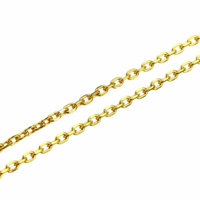 Men Gold Color Rope Chain Necklace Fashion DIY Jewelry Men's Hip Hopintothea-intothea