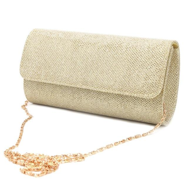 Women's Evening Shoulder Bag Bridal Clutch Party Prom Wedding Handbagintothea-intothea