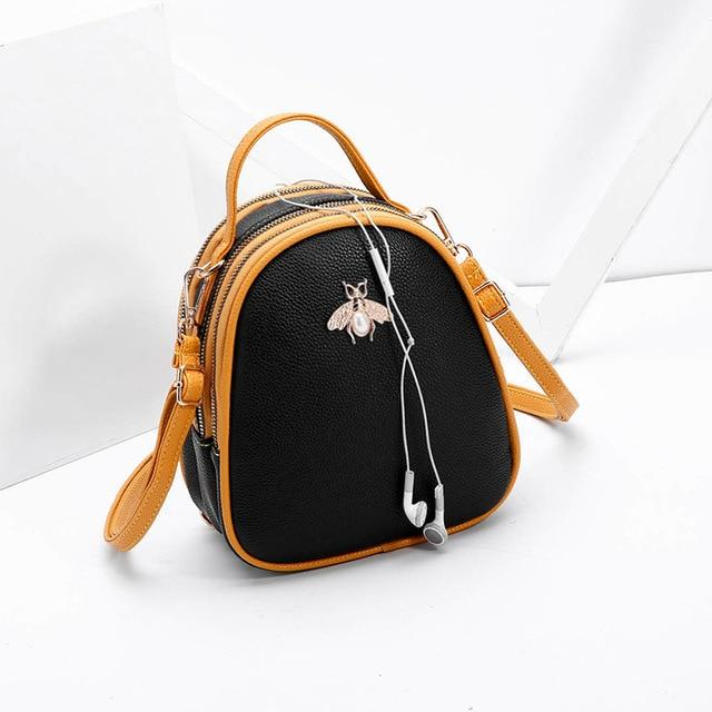Luxury Handbags Women Bags Designer Ladies' High Quality PU Leather Bag forintothea-intothea