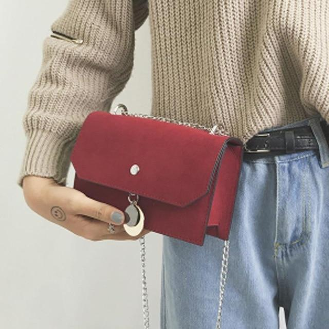 2018 Solid Women's Bags Messenger Bags Female Leather Shoulder Bags Women's Handbagintothea-intothea