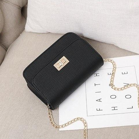 Free shipping, 2018 new trend women handbags, casual golden chain flap, fashionintothea-intothea