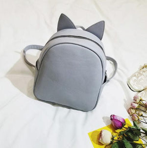 2017 Small Backpack with Three Pairs of Ears Can Replace the Smallintothea-intothea