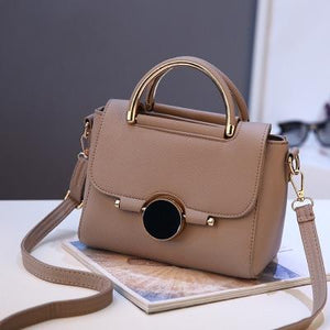 Women Messenger Handbag Fashion Top-Handle Shoulder Bags Small Casual Body Bag Totesintothea-intothea
