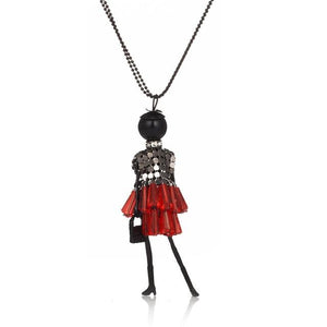 New style Tassel Peacock Feather Bohemian Long Necklace Shell Sweater Leather Chainintothea-intothea