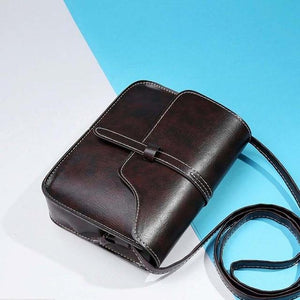 2018 Women Bag Bags Vintage Purse Leather Cross Body Crossbody bolsos mujerintothea-intothea