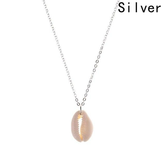 Hot Fashion Conch Havaiian Shell Pendants Necklace Beach Jewelry
