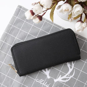 Fashion Women Oxford Road Wallet Coin Bag Purse Phone Bagintothea-intothea