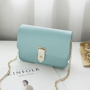 2018 New Fashion Women Messenger Bags Cute Wild Korean Version of Theintothea-intothea