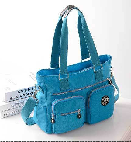 New arrival Fashion women messenger bags Large Capacity shoulder bag nylon bagsintothea-intothea