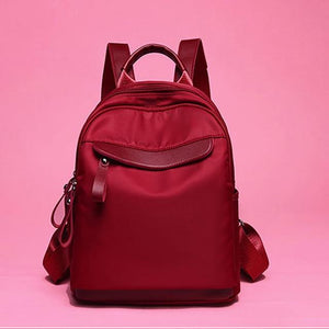 2018 Oxford Fashion Backpacks Women Young Lady Backpack Waterproof Girl Collegeintothea-intothea