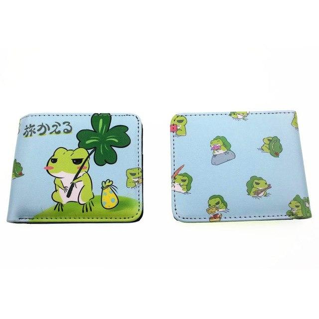 Super Mario cartoon wallet short youth male and female walletintothea-intothea