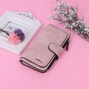 Baellerry Fashion Women Girls Wallet Clutch Credit Card Holders Purse Lady Longintothea-intothea