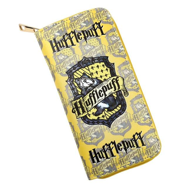 High Quality Harry Potter School Hogwarts Letter Long Wallet Zip Clutch Owlintothea-intothea