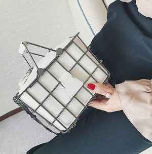 Fashion Designer Women Handbags 2018 New High-quality PU Leather Women bag Ironintothea-intothea