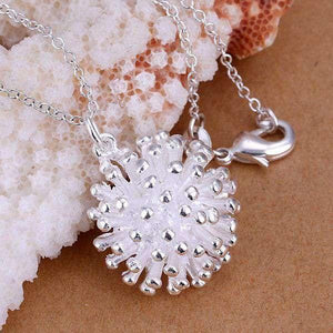 silver plated Jewelry Pendant Fine Fashion Cute 925 jewelry silver plated intothea-intothea