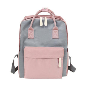 Fashion Women Girl Students Canvas Shoulder Bag School Bags Travel Tote Feminineintothea-intothea