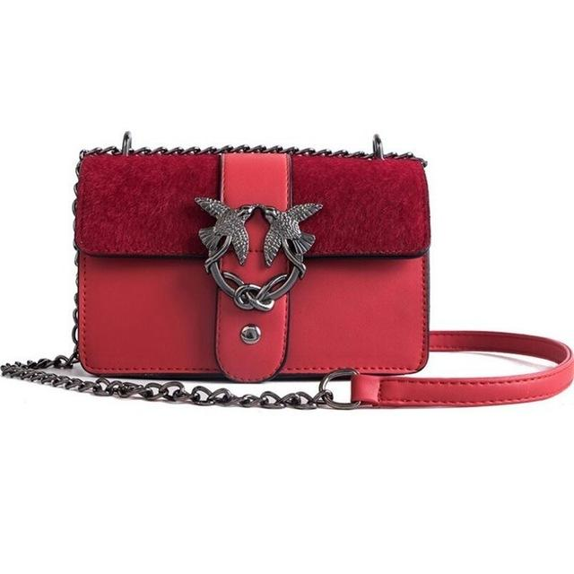 New Fashion Women Shoulder Bag Chains Purses And Handbags High Quality Crossintothea-intothea