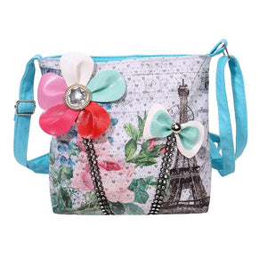 2018 New Kids Children bag Girls Satchel Shoulder Bags Handbag Lovely Messengerintothea-intothea