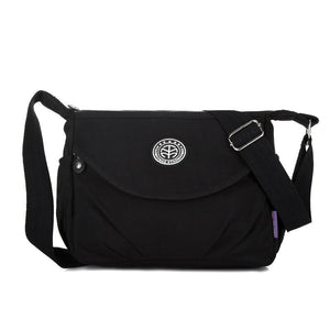 Handbag Women Messenger Bags for Women Top-handle Tote Waterproof Nylon Ladies Shoulderintothea-intothea