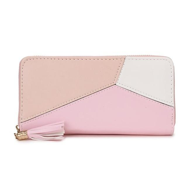 2018 Pu Women Wallet Best Design Fashion Women's Purse Girls Best Walletintothea-intothea
