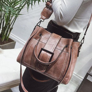 Luxury Women Messenger Bags Designer Woman Bag 2018 Brand Leather Shoulder Bagsintothea-intothea