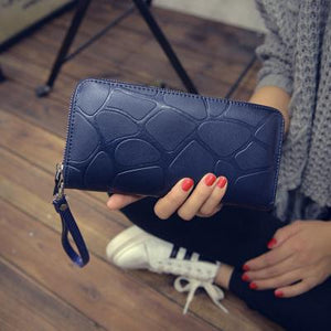2019 New Women Designer Wallet key wallets luxury brand crocodile PU leatherintothea-intothea