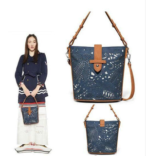 New arrive women bag Embroidery women shoulder messenger bags Europe styleintothea-intothea
