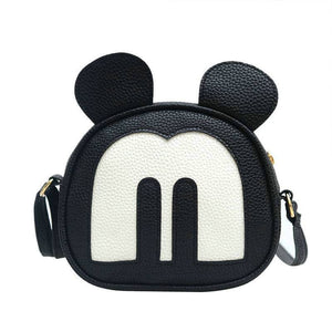 New Cute Mickey Bags Fashion Women's Shoulder Messenger Bags Ladies Handbagsintothea-intothea