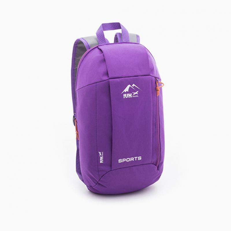 Large Capacity Light Weight Durable Woman Backpack Portable Travel Zipper Oxford Clothintothea-intothea