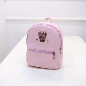 Fashion New Backpack PU Leather Bag Sweet Girl Mini Shoulder Bagintothea-intothea