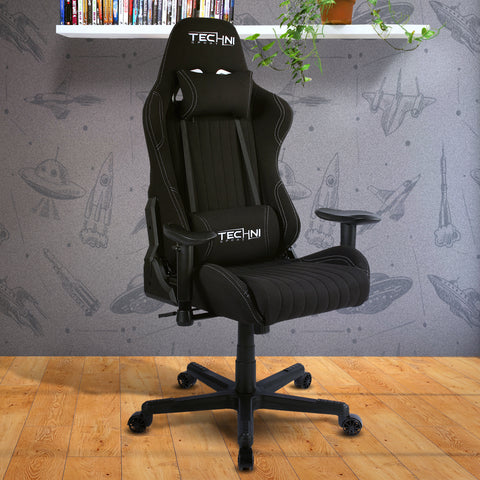 Fine Techni Sport Ts F44 High Back Racer Style Video Gaming Chair Black Pdpeps Interior Chair Design Pdpepsorg
