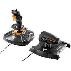 Thrustmaster T.16000M FCS Hotas - Cable - PC - Orange by Guillemot