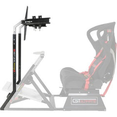 "Next Level Racing Monitor Stand - Up to 55"" Screen Support - 132.28 lb Load Capacity - 49.2"" Height WITH COCKPIT by Next Level Racing - eSportsfurnitureworld"